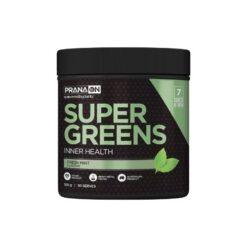 Prana ON Super Greens Mint 300g