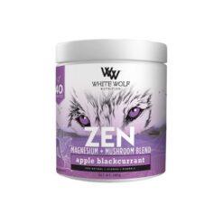 White Wolf Nutrition Zen Apple Blackcurrant 40 Serves
