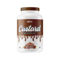 Inspired Nutraceuticals Custard Chocolate Hazelnut 23 Servings