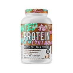 Inspired Nutraceuticals Protein Chocolate Marshmallow 28 Serves