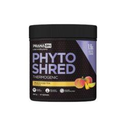 Prana ON Phyto Shred Peach Iced Tea 260g