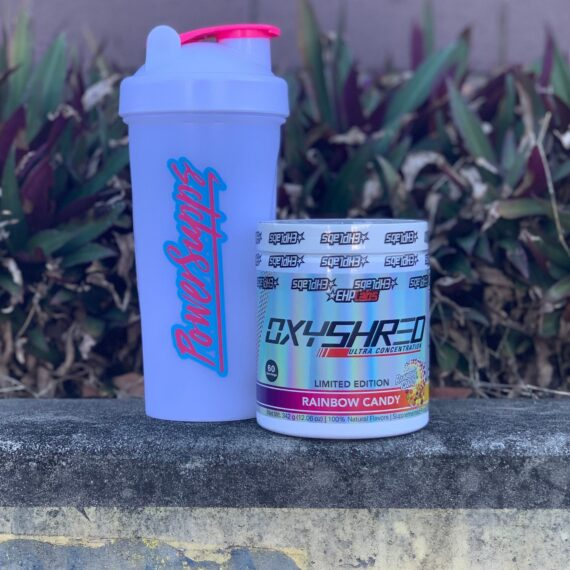 How and whey to take oxyshred