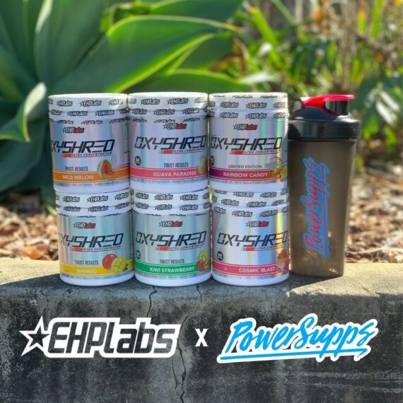 Best flavour of oxyshred
