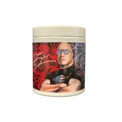 Iconis Series THE ROCK Pre Workout Staunch Strawberry 30 Serves