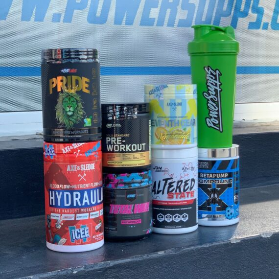 top 10 best pre workouts