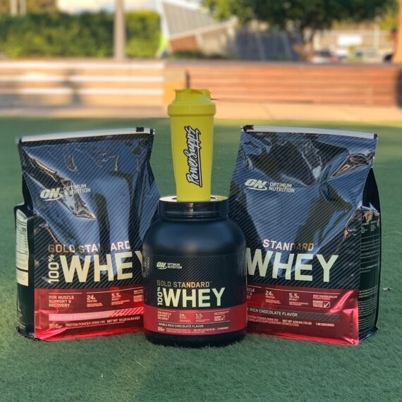 Protein powder benefits - what does it actually do