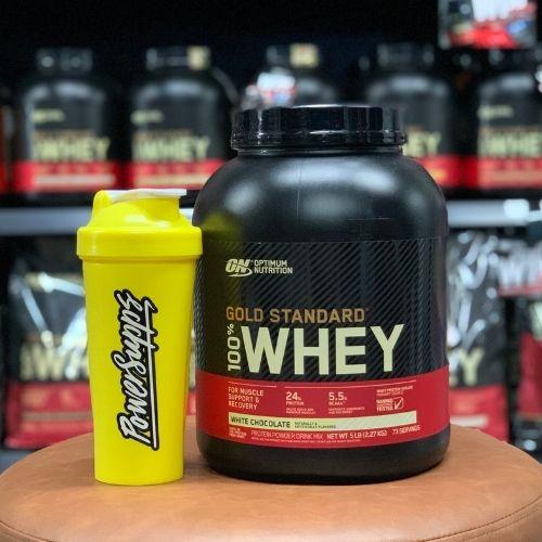 is gold standard whey protein gluten free