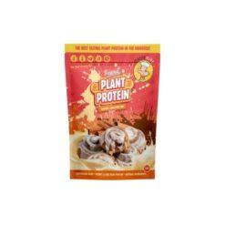 Macro Mike Peanut Plant Protein Caramel Cinnamon Bun 1kg