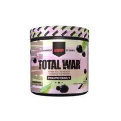 Redcon1 Total War - Boba Tea Edition Green Tea + Spritzy Lemon 30 Serves